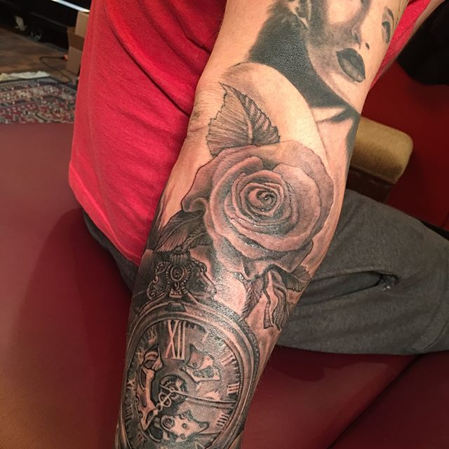Another session on trey