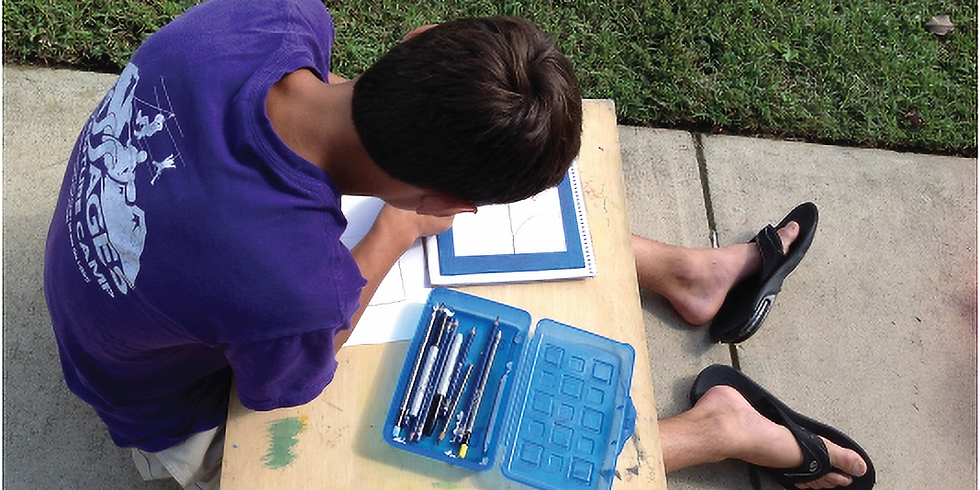 Open Air Painting Camp