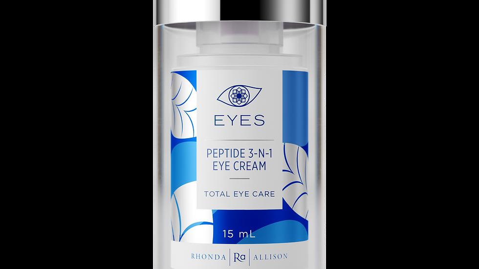 Peptide 3-N-1 Eye Cream