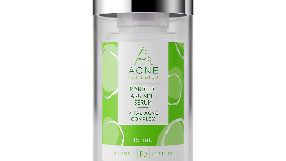 Mandelic Arginine Serum-Acne Remedies