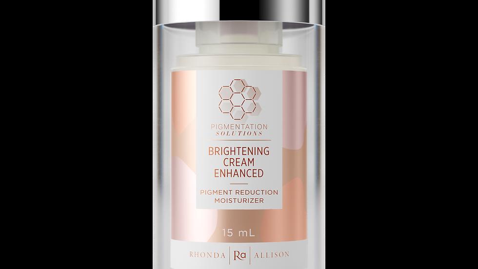 Skin Brightening Cream Enhanced