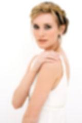 stock image woman model