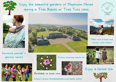 Enjoy the beautiful grounds of Hopetoun
