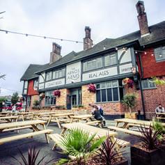 Front Beer Garden