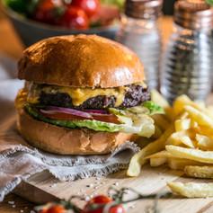 Pub Burger, Vegan or Beef