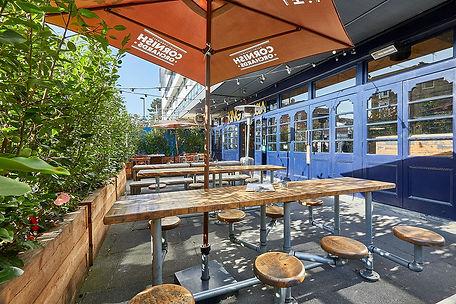 kop beer garden