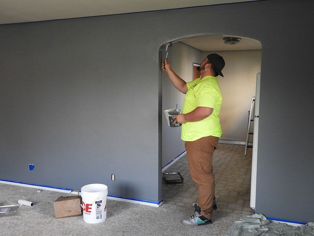 home room remodeling contractor