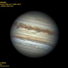 Júpiter 02/06/2020