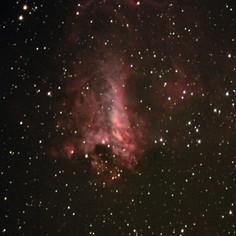 M17 - Nebulosa Ômega