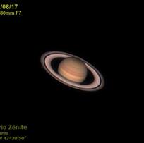 Saturno + zoom
