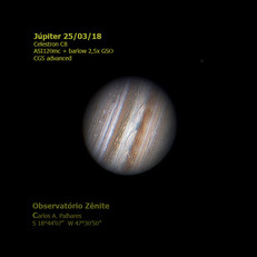Jupiter 25/03/18