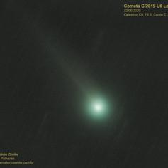 Cometa C/2019 U6 Lemmon 22/06/2020