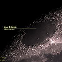 Detalhe lunar
