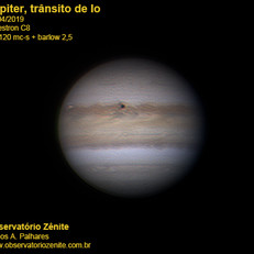 Jupiter 27/05/19
