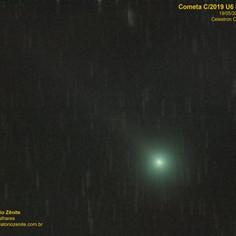 Cometa C/2019 U6 Lemmon  19/05/2020