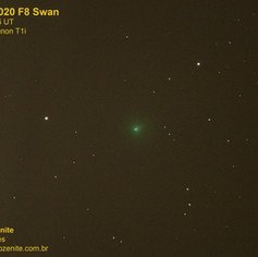 Cometa C-2020 F8 SWAN