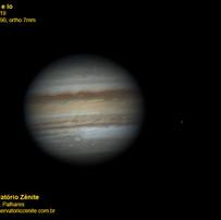 Júpiter e Io 19/05/2019
