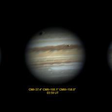 Jupiter 02/06/2019 - Transito Duplo