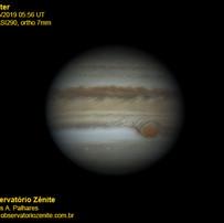 Júpiter 22/05/2019