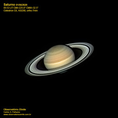 Saturno 01/06/2020