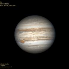 Júpiter 23/06/2020