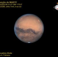 Oposição de Marte