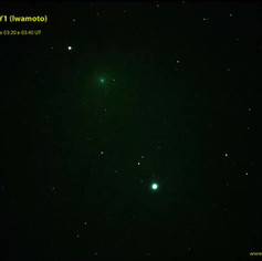 Cometa C/2018 Y1 (Wiamoto)