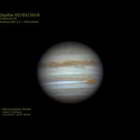 Jupiter 05/05/18 GMV Europa