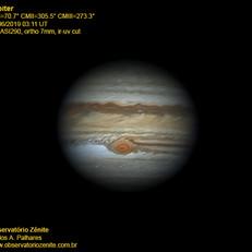 Jupiter 01/06/2019