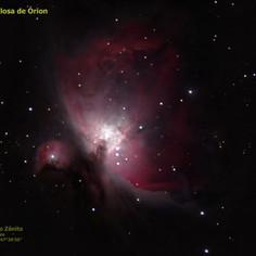 M42 - Nebulosa de Orion