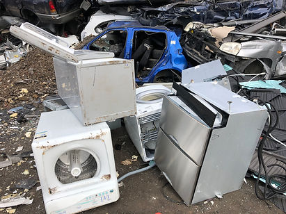 Whiteware Recycling