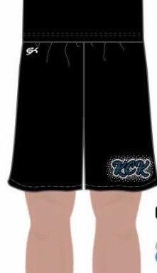 Mens Shorts - Practice Wear Season 12/13