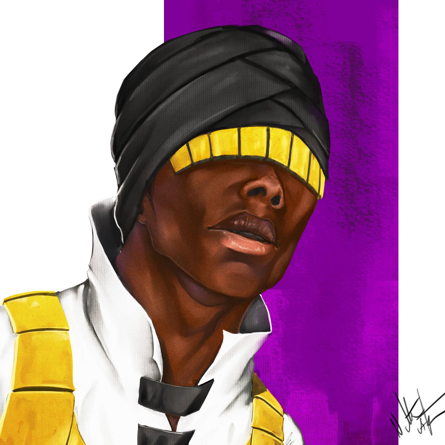 commander black mod