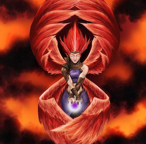 Red Rukhi