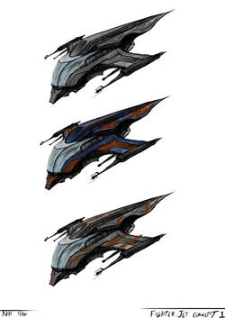 Fighter Jet concept