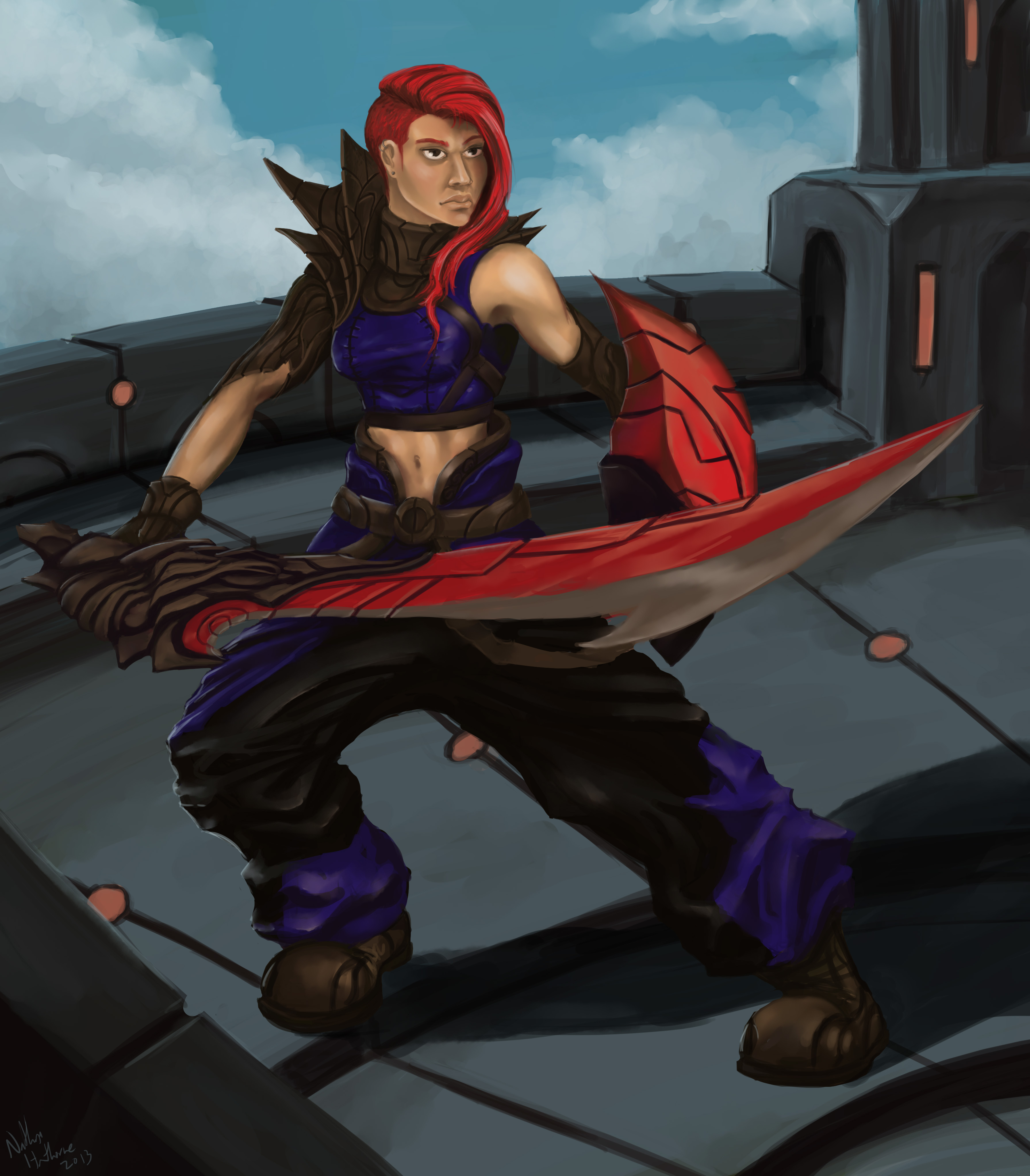 Hunter (Rukhi)