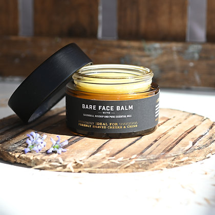 AromaBuff Men's Bare Face Balm 50ml