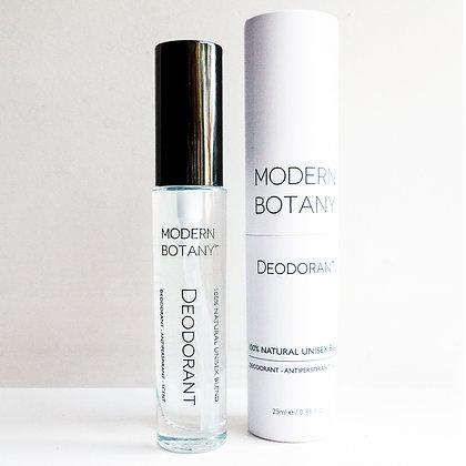 Modern Botany Travel Deodorant 25ml