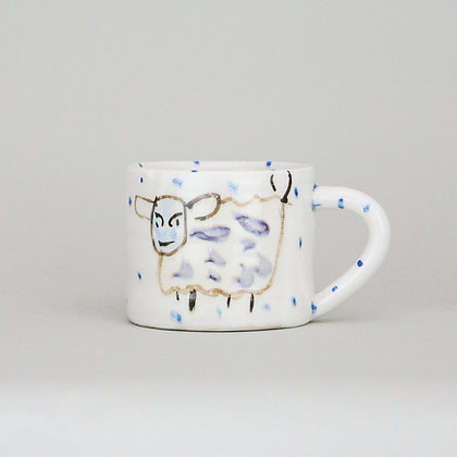 Charlie Mahon Sheep Mug