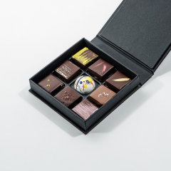 Cocoa Atelier 9 Chocolates