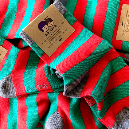 Polly and Andy Seam Free Bamboo Sock (Baby-Adult Sizes) Prices start at