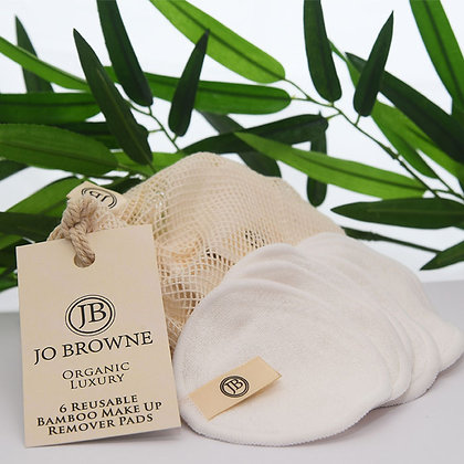 Jo Browne Bamboo Make Up Remover Pads