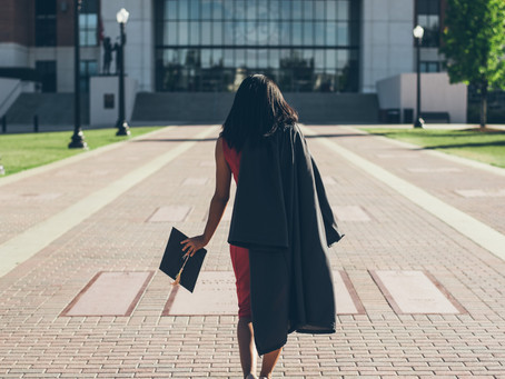 I Graduated, Now What? A question many of us often have…