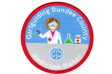 Image of the Medicine Maker Challenge badge