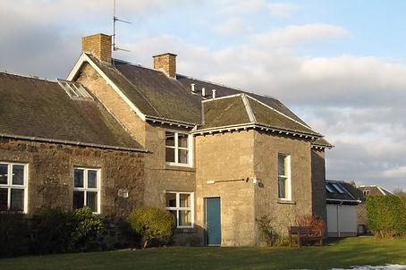 External photo of Newbigging Holiday House