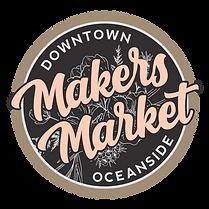Logo Downtown Oceanside Makers Market ou