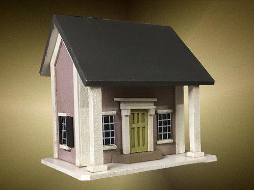 #069 Garden Cottage Purple
