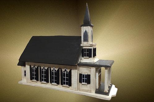 #033 Palmetto Bluff Chapel