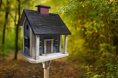 #019 Garden Cottage - Blue