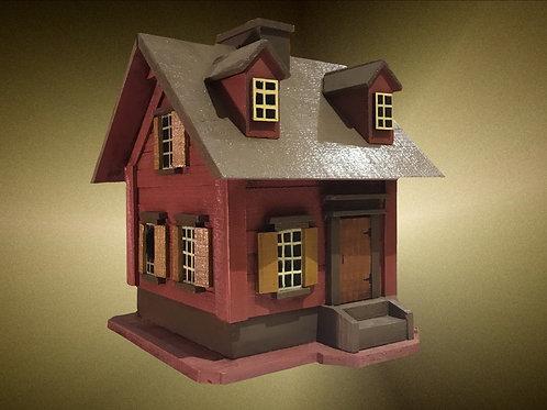 #012 Smallest Savannah House